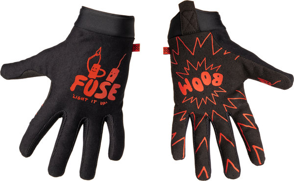 Fuse Protection Omega Handschuhe Dynamite